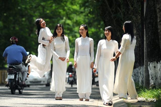 Dress code in Vietnam