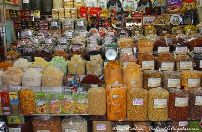 Dried Food in Ben Thanh