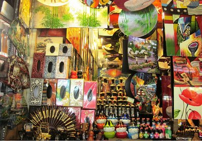 Handicrafts in saigon