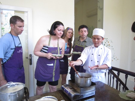 Saigon - Hoa Tuc Cooking Class