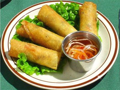 Vietnamese Cuisines take the vegetarian shape