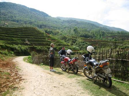 vietnam Motorbike travel