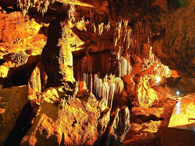 Largest volcanic cavern system discovered in Dak Nong
