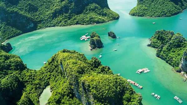 Vietnam listed among top 10 coolest places to visit