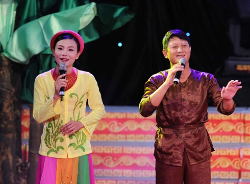 Nghe An seeks to preserve Vi-Giam folk singing
