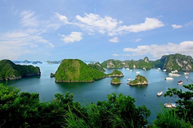halongbay, vietnam