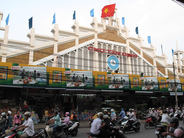 Tan Dinh Market