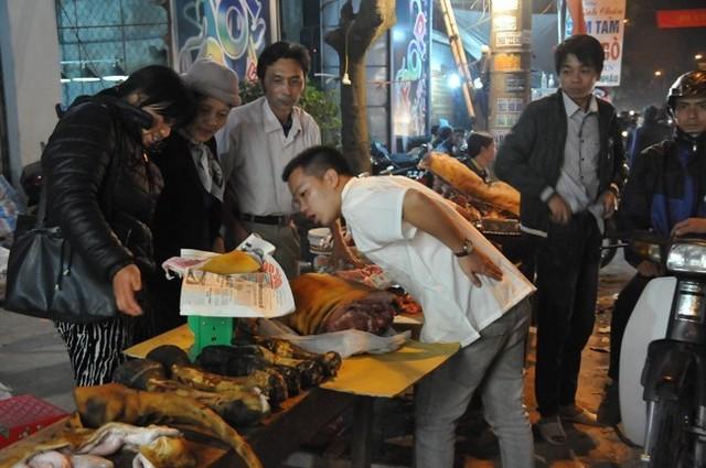 The Hade Market in Da Lat