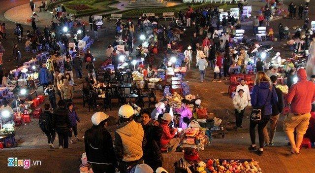 Vieng Market in Nam Dinh