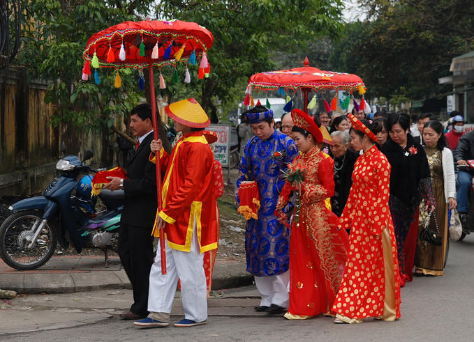 vietnam Wedding ceremony