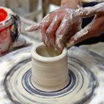 Visiting riverside Kim Lan pottery village-03