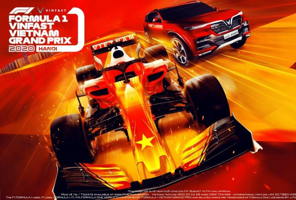 Formula 1 Grand Prix 2020