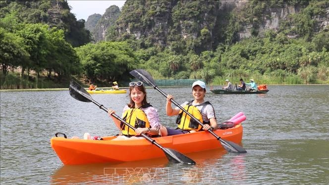 Ninh Binh offers a host of experiences for vacationers this summer