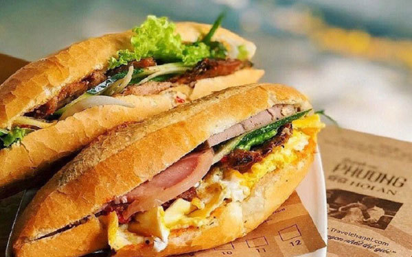 """What makes """"Banh mi"""" different from worldwide sandwich"""