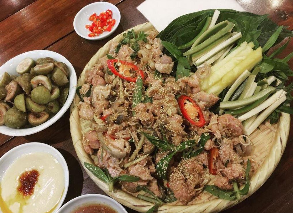 De tái chanh Ninh Bình